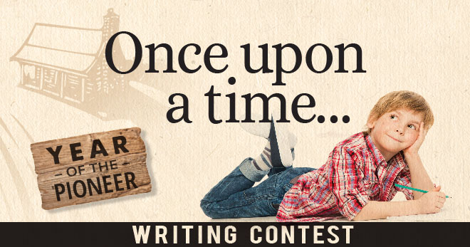 Once Upon A Time Writing Contest